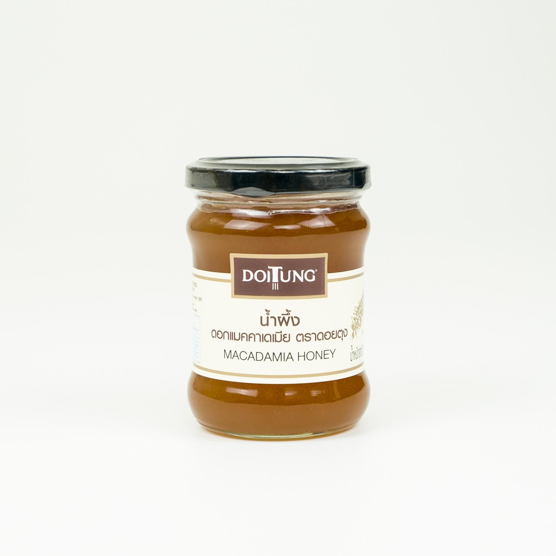 น้ำผึ้งดอกแมคคาเดเมีย